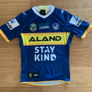 Parramatta Eels x Stay Kind 2018 Jersey