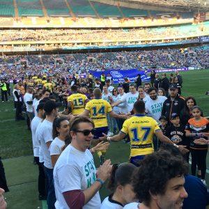 Parramatta Eels x Stay Kind 2017 Jersey