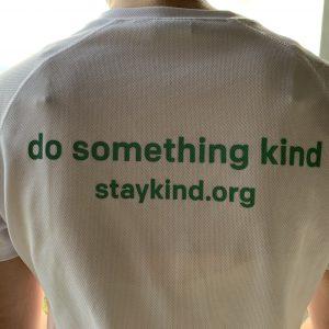 Stay Kind Pocket Print Shirt
