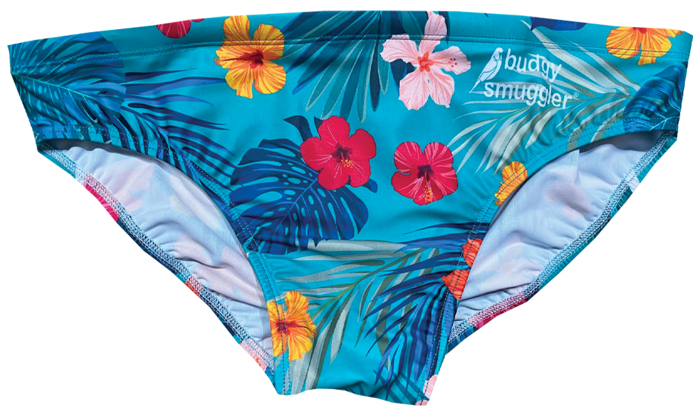 Budgy Smuggler Men's Swimwear x Stay Kind - Front