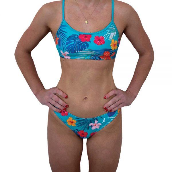 Budgy Smuggler Bikini Set x Stay Kind - Front