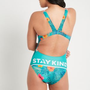 Stay Kind X Budgy Smuggler Women's One Piece